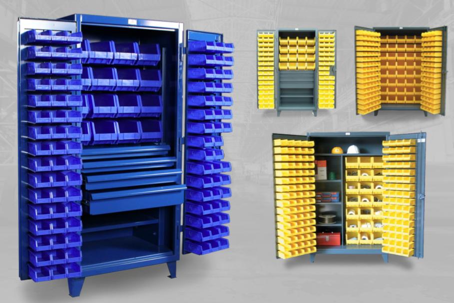 Cabinetes con cajas