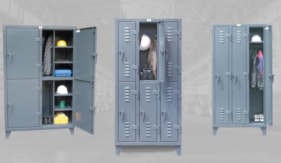 Lockers industriales
