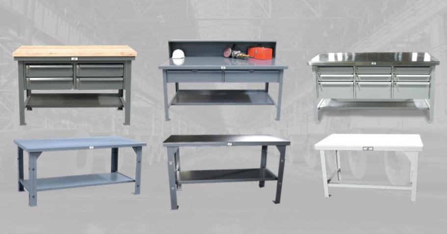 Mesas para talleres