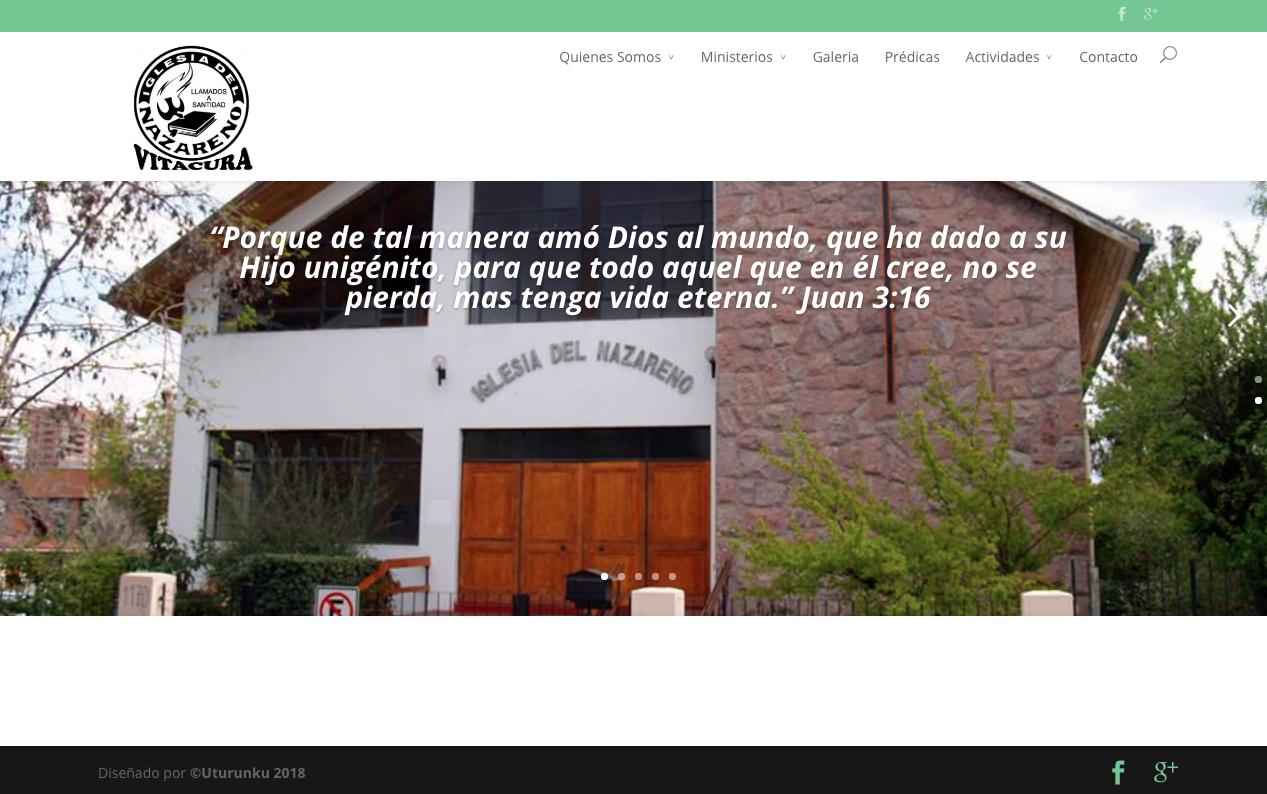 Creacion pagina web Uturunku